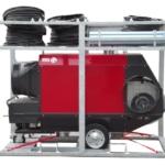 Rack Chauffage Fuel 110 KW