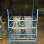 Rack carter boite de vitesse machile agricole